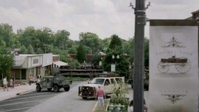 The Walking Dead : une visite spéciale des plateaux de tournage ouvre ses portes