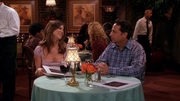 Rachel rendez vous Friends
