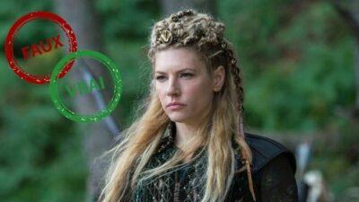 Vikings : impossible d'avoir 10/10 à ce quiz vrai ou faux sur Lagertha