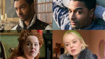 La chronique des Bridgerton : le cast dans la série VS dans la vraie vie