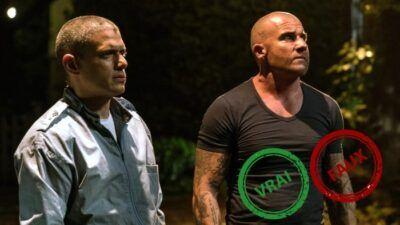 Prison Break : impossible d'avoir 10/10 à ce quiz vrai ou faux sur la saison 5
