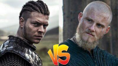Sondage : match ultime, tu préfères Ivar ou Bjorn dans Vikings ?