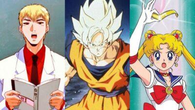 Quiz : sauras-tu retrouver ces animes des années 1990 avec une image ?