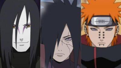 Sondage : vote pour le meilleur méchant dans Naruto
