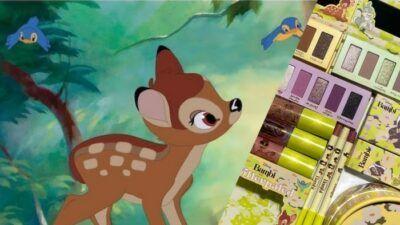 Disney : une adorable collection de maquillage Bambi sort chez ColourPop