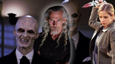 Buffy contre les vampires : le saviez-vous, cet acteur a joué 3 monstres cultes de la série