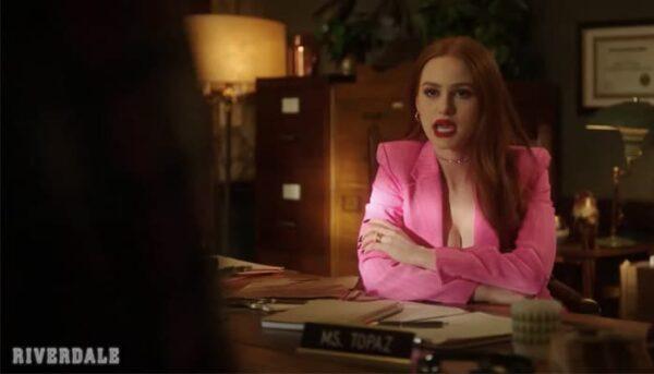 Cheryl Topaz Riverdale saison 5