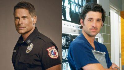 Grey's Anatomy : pourquoi Rob Lowe ne regrette pas d'avoir refusé le rôle de Derek