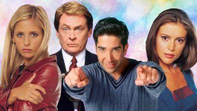 Le quiz le plus dur du monde sur les séries des années 90