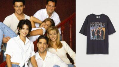 Friends : on craque pour la nouvelle collection H&M dédiée à la série culte
