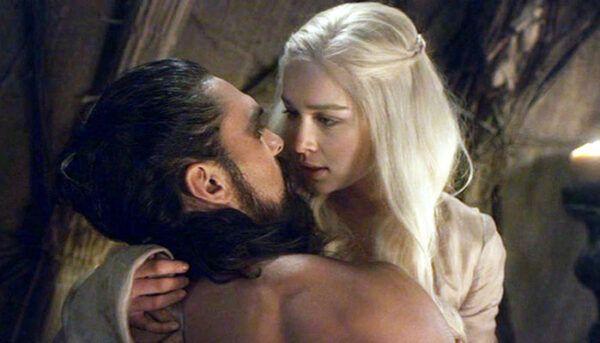 Game of Thrones Daenerys Drogo