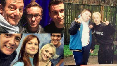 10 photos qui prouvent que les acteurs de Harry Potter sont encore BFFs