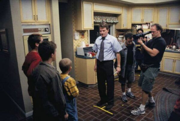Malcolm tournage coulisses
