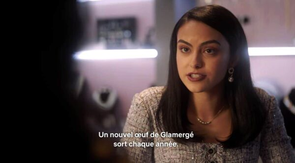 RIVERDALE QUESTIONS BÊTES oeuf glamerge