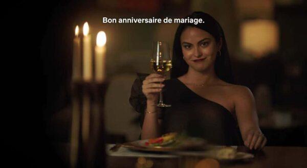 RIVERDALE QUESTIONS BÊTES veronica mariée