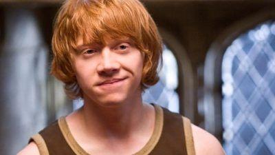 Harry Potter : Rupert Grint avoue n'avoir jamais regardé les films en entier