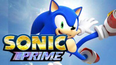 Une série animée Sonic est en développement sur Netflix
