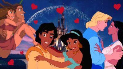 Disney : seul un vrai fan aura 10/10 à ce quiz sur les couples des films d'animation