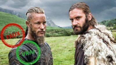 Vikings : seul un vrai fan aura 10/10 à ce quiz vrai ou faux sur Ragnar et Rollo
