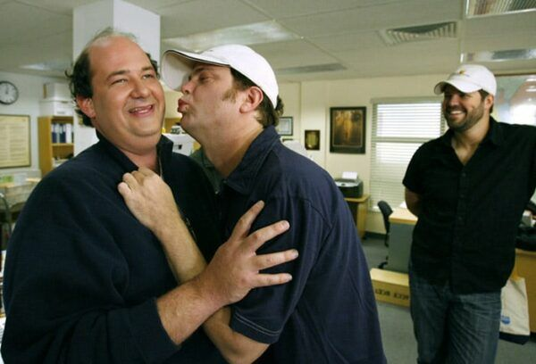 The Office tournage coulisses