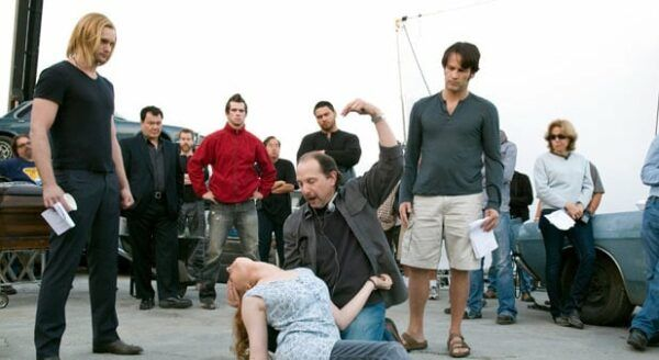 True Blood Coulisses tournage