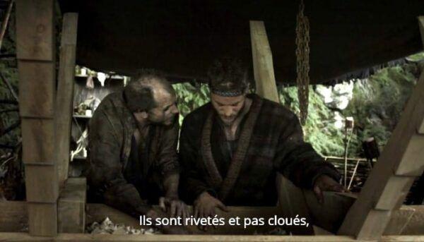 vikings, 1x01, réflexions