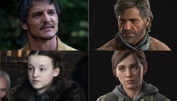 the last of us, game of thrones, pedro pascal, bella ramsey