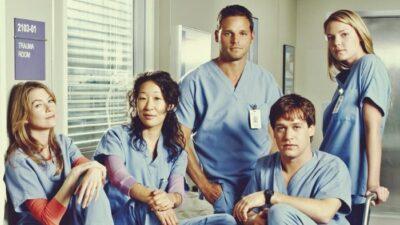 Sondage : tu préfères Meredith, Cristina, Izzie, George ou Alex dans Grey's Anatomy ?