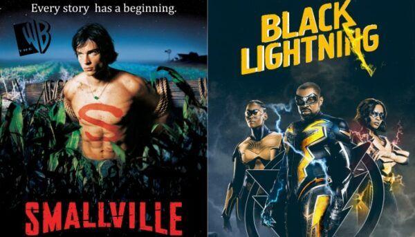 smallville, black lightning
