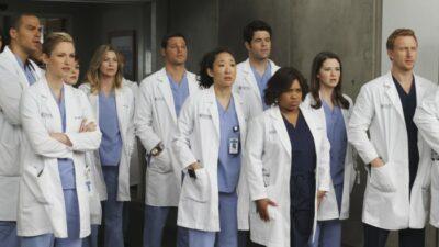 Quiz : seul un vrai fan de Grey's Anatomy saura à quel perso appartient cette réplique