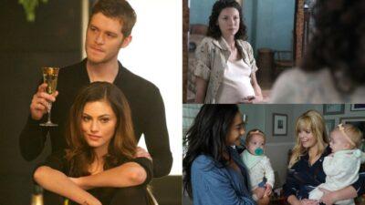 10 grossesses totalement inattendues dans les séries (saison 2)
