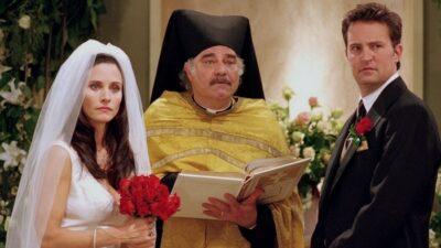 Friends : seul quelqu'un qui a vu 5 fois l'épisode du mariage de Monica et Chandler aura tout bon à ce quiz