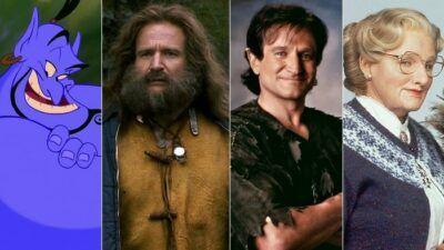 Seul un vrai fan des films cultes avec Robin Williams aura 10/10 à ce quiz