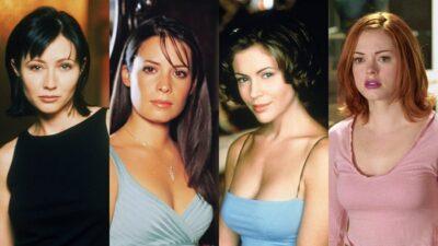 Quiz : sauras-tu reconnaître la saison de Charmed grâce à ces titres d'épisodes ?