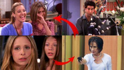 10 détails que vous n'aviez jamais remarqués dans ces épisodes cultes de séries