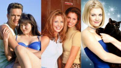 Sondage : vote pour ta teen série préférée des années 90