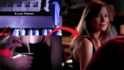 Grey's Anatomy : aviez-vous remarqué ce détail sur Meredith dans le générique ?