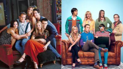 5 preuves que Friends et The Big Bang Theory sont en réalité la même série