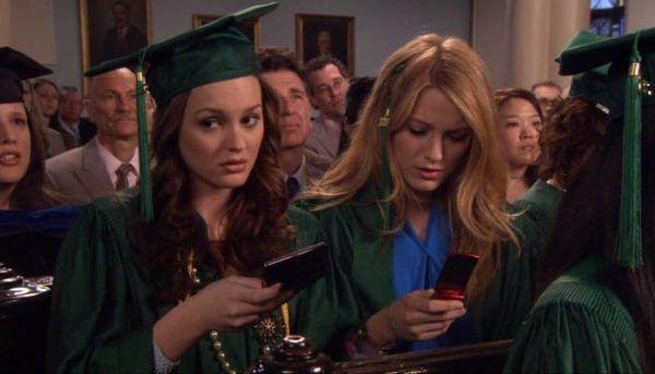gossip girl serena blair remise diplomes