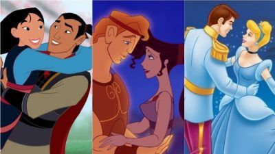 Sondage : quel est ton couple favori de Disney ?