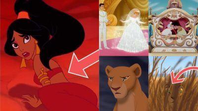 Disney : 10 erreurs que vous n'aviez jamais remarquées dans les dessins animés