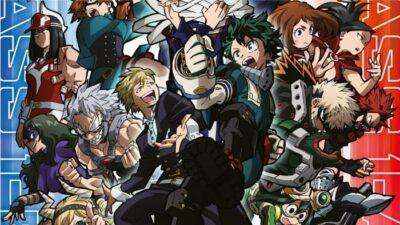 My Hero Academia : top 10 des héros les plus forts de l'anime