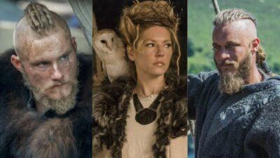 Quiz : sauras-tu reconnaître la saison de Vikings grâce à la coupe de cheveux des personnages ?