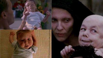 Ces fois où les films ont utilisé d'horribles faux bébés