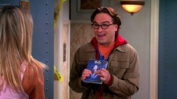 leonard buffy the big bang theory