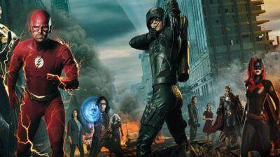 Arrowverse : le poster surprenant du crossover qui va tout changer