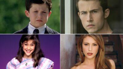 10 acteurs de séries qui étaient des enfants stars et vous ne le saviez pas #saison2