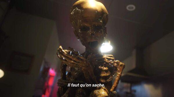 questions bêtes riverdale alien