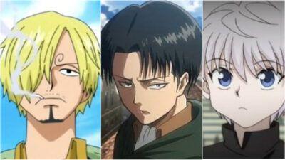 Quiz : seul un vrai fan d'animes saura reconnaître les visages de ces 20 personnages