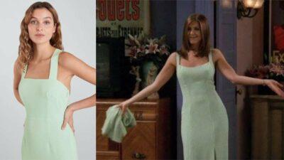 Friends : offrez-vous l'une des robes cultes de Rachel Green